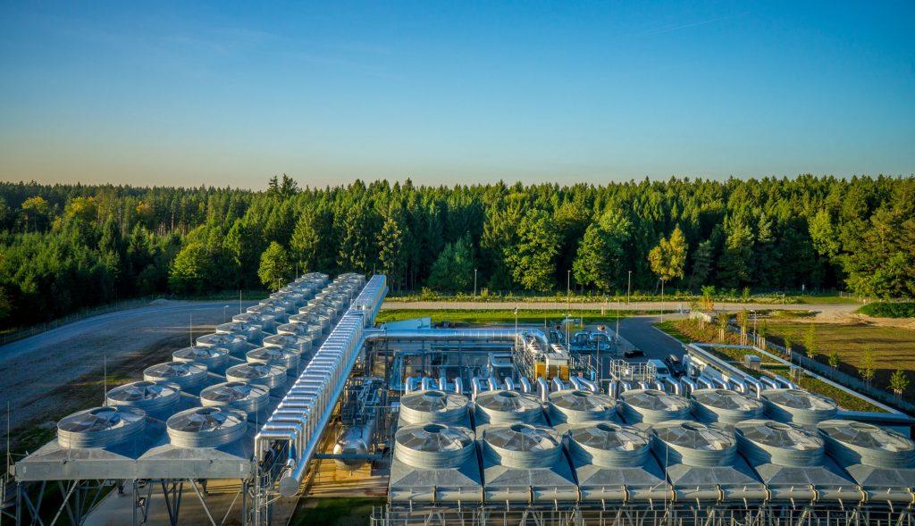 Geotermálna elektráreň v Kirchstockachu, kde vzniká zelená elektrina a teplo